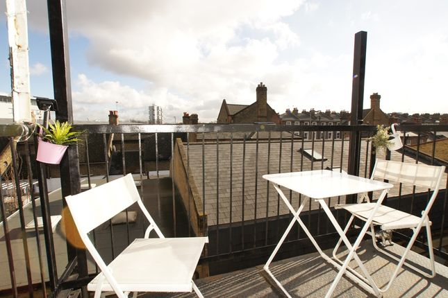 Balcony of Queenstown Road, Battersea SW8
