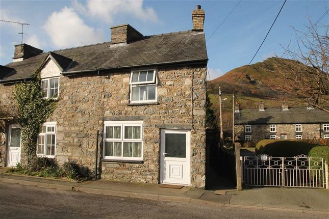 Thumbnail Semi-detached house for sale in Llangynog, Oswestry