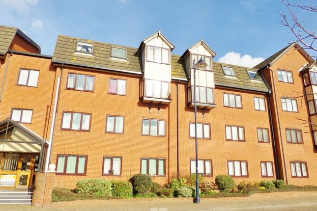 Thumbnail Flat for sale in Saint Georges Court, Deneside, Great Yarmouth