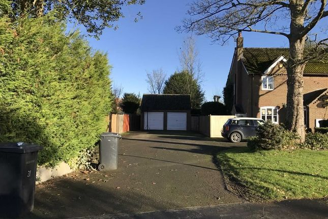 Thumbnail Land for sale in 1, St Mary's Close, Broughton Astley, Leicestershire
