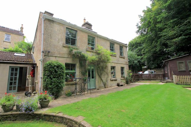 Thumbnail Cottage for sale in Combe Road, Combe Down, Bath