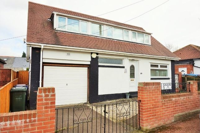 Thumbnail Detached house for sale in Brandon Road, Fawdon