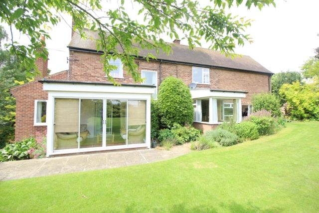 4 bed detached house for sale in Old Hall Lane, Whitwell, Worksop