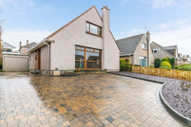 Thumbnail Detached house for sale in Fox Spring Rise, Comiston, Edinburgh