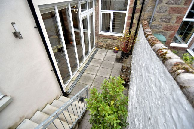 Courtyard of 10 Belvidere Road, Cults, Aberdeen AB15