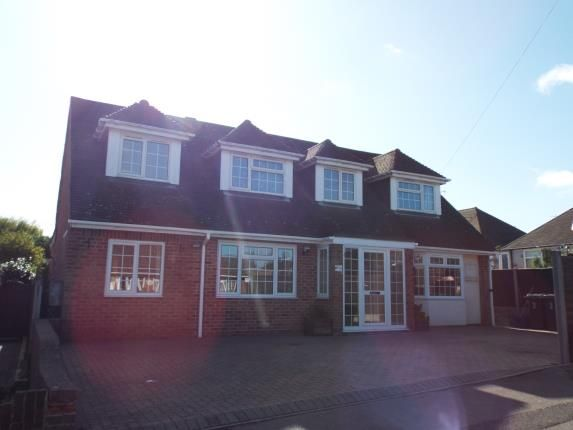 Thumbnail Bungalow for sale in Woodlands, Willesborough, Ashford, Kent