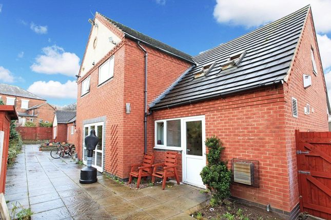 Thumbnail Semi-detached house to rent in Ellen Court, Mill Lane, Wellington, Telford