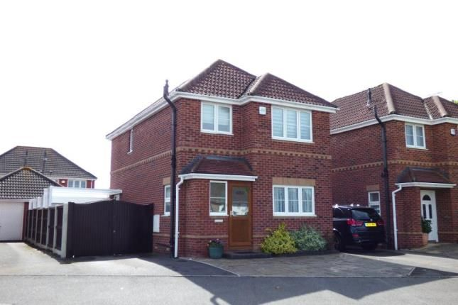 Thumbnail Detached house for sale in Bailey Crescent, Poole