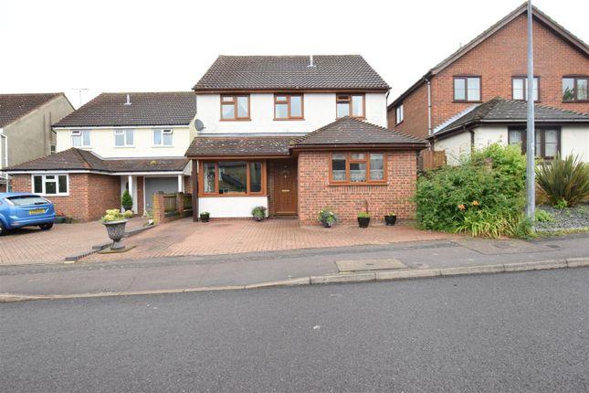 4 bed detached house for sale in Fulfen Way, Saffron Walden, Essex