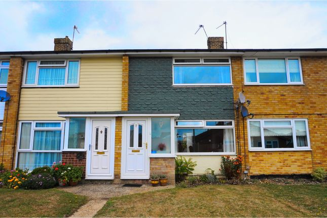 Thumbnail Terraced house for sale in Downton Walk, Colchester