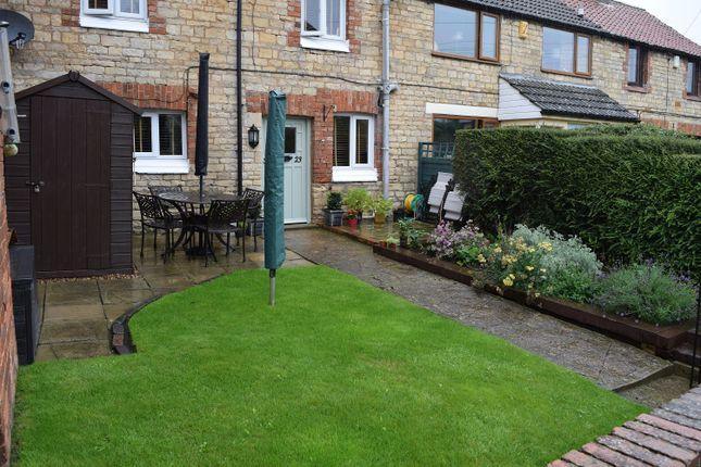 Thumbnail Terraced house to rent in Castle Bytham, Grantham, Lincolnshire