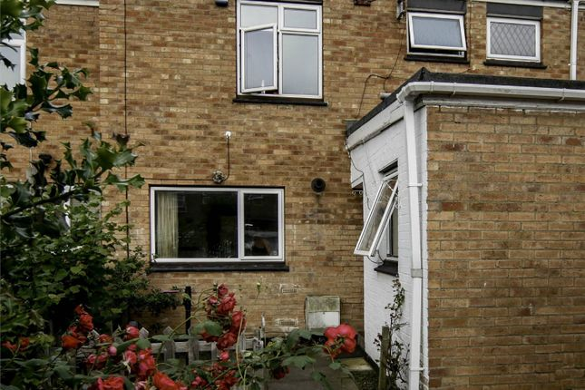 Thumbnail Terraced house to rent in Bosanquet Close, Uxbridge, Greater London