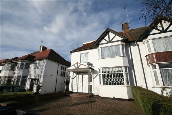 Thumbnail Semi-detached house to rent in Dunstan Road, London