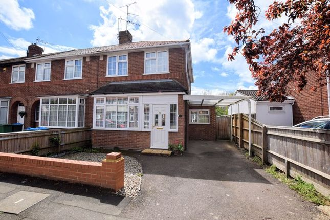 3 bed end terrace house for sale in Abbey Road, Aylesbury HP19