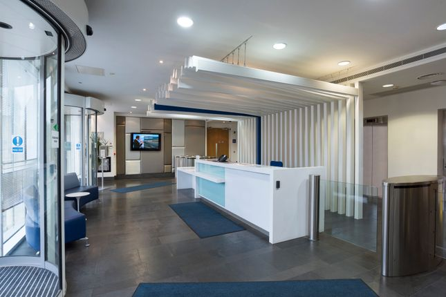 Reception of 3000c, Solent Business Park, Fareham PO15