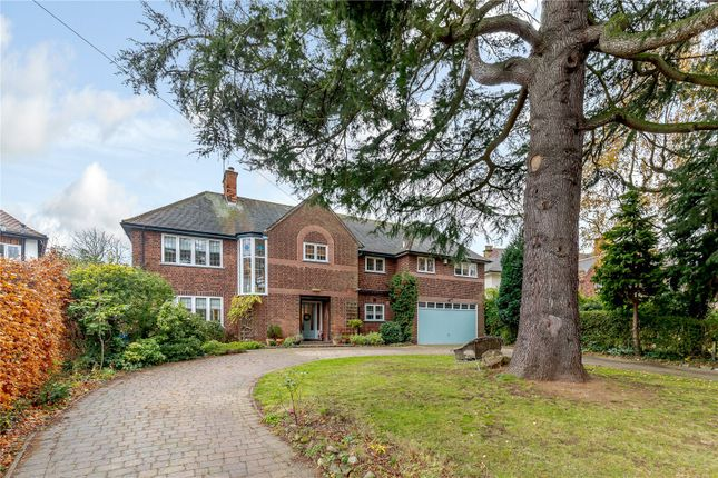 Thumbnail Detached house for sale in Middleton Crescent, Beeston, Nottingham