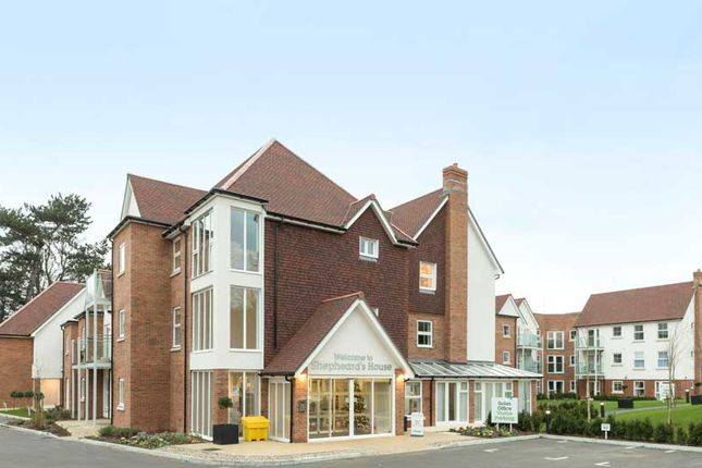 Thumbnail Flat for sale in Manor Park Road, Chislehurst