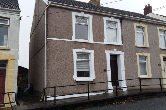 Thumbnail Semi-detached house for sale in Stepney Road, Burry Port