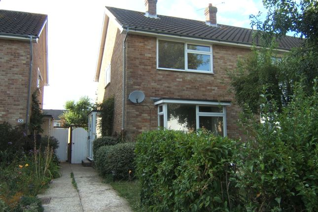 Thumbnail End terrace house for sale in Upton Road, Tarring, Worthing, West Sussex