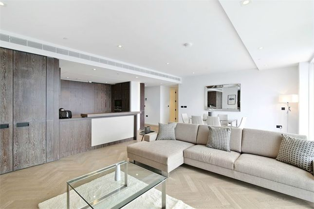Thumbnail Flat to rent in 11 Circus Road West London