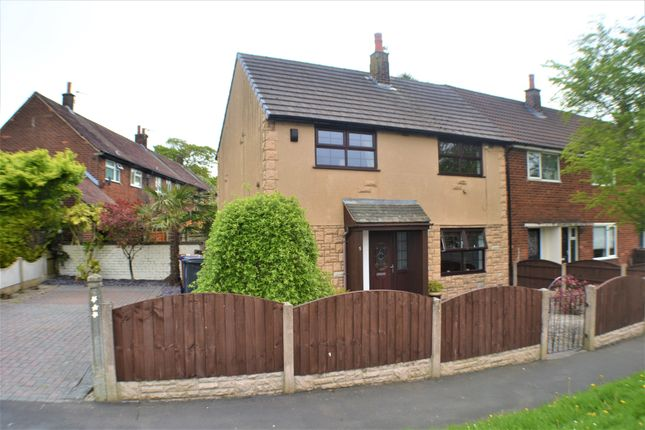 3 bed end terrace house for sale in Northbrook Road, Leyland