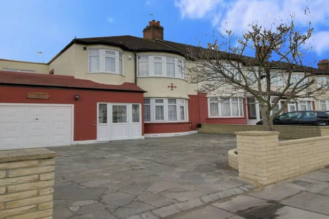 Thumbnail End terrace house for sale in Hedge Lane, London