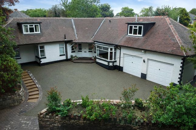 Thumbnail Bungalow for sale in Dales Lane, Whitefield, Manchester