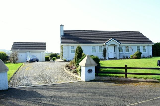 Thumbnail Detached house for sale in Garvaghy Road, Portglenone, Ballymena, County Antrim