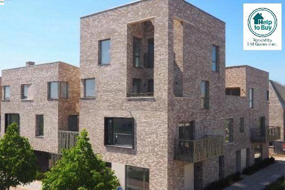 Thumbnail Flat for sale in Athena, Eddington Avenue, Cambridge
