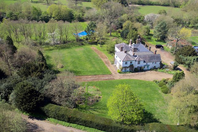Thumbnail Country house for sale in St Leonards Lane, Nazeing