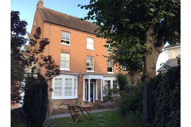 Thumbnail Flat for sale in Gordon House, 3A Russell Terrace, Leamington Spa, Warwickshire
