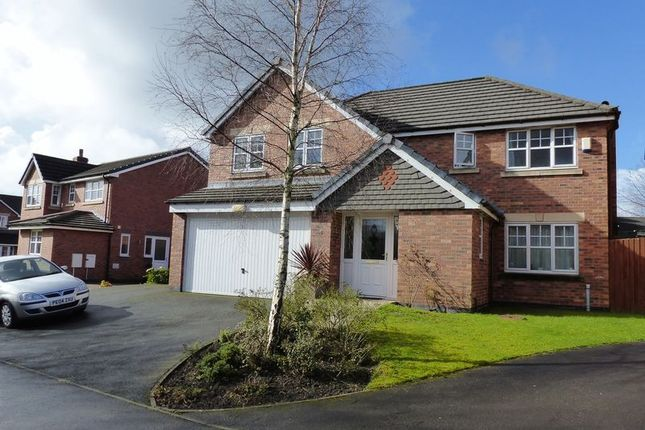 Thumbnail Detached house for sale in 5 Grange Drive, Coppull