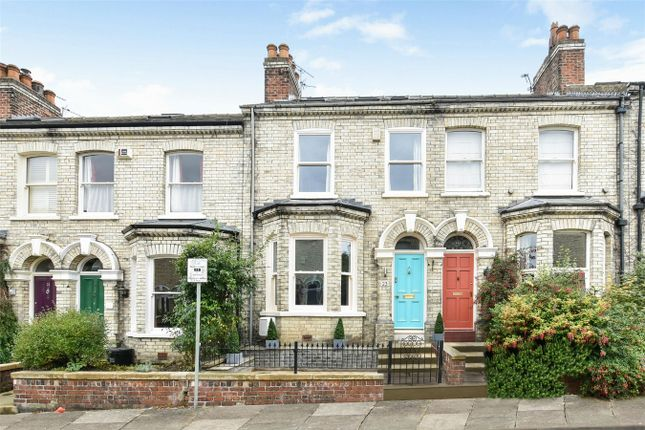 Thumbnail Town house for sale in Richardson Street, Bishopthorpe Road, York