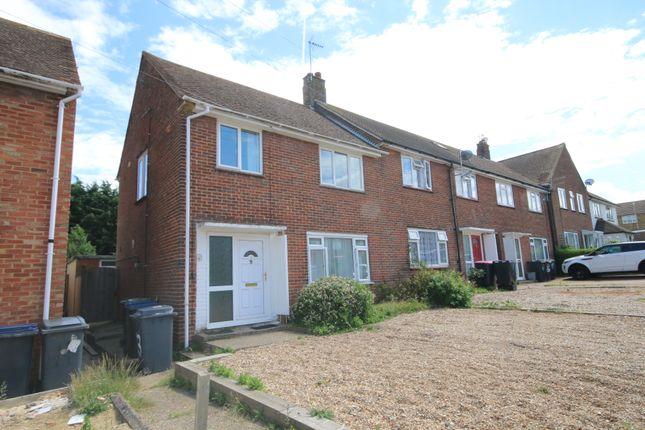 Thumbnail Semi-detached house to rent in Cambridge Road, Canterbury, Kent
