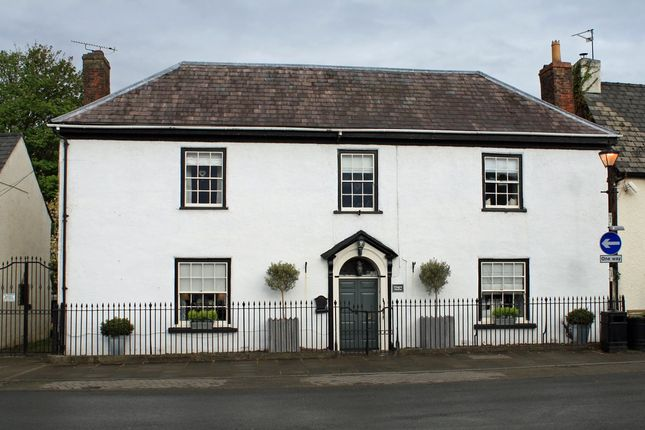 Thumbnail Detached house for sale in The Square, Magor, Caldicot