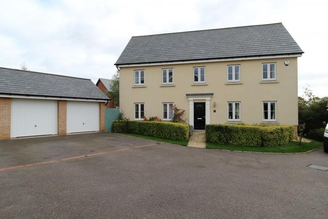 Thumbnail Detached house to rent in Mayfield Way, Great Cambourne, Cambourne, Cambridge