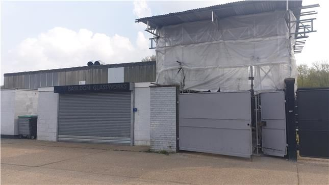 Thumbnail Industrial for sale in Units 10 Winstanley Way, Basildon, Essex