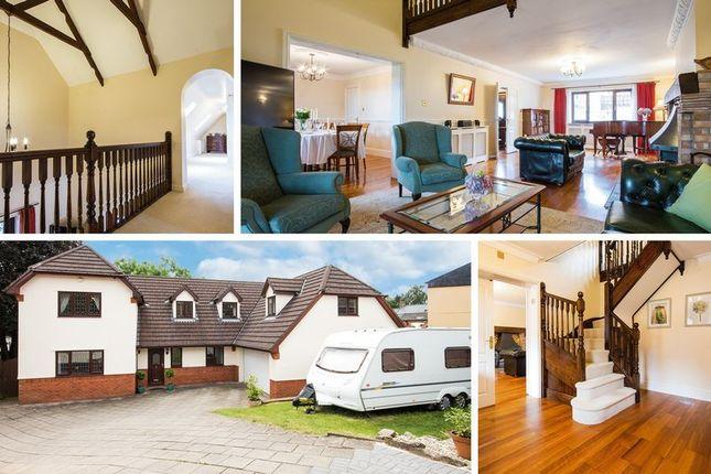 Thumbnail Detached house for sale in Wern Road, Griffithstown, Sebastopol, Pontypool - Ref #00002879
