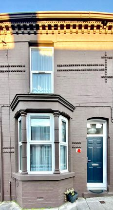Thumbnail Terraced house for sale in Alfonso Road, Kirkdale, Liverpool