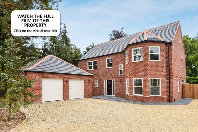 Thumbnail Detached house for sale in Gayton Road, Ashwicken, King's Lynn