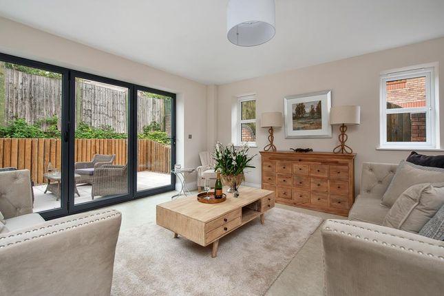 Lounge of Quarndon Heights, Allestree, Derby DE22