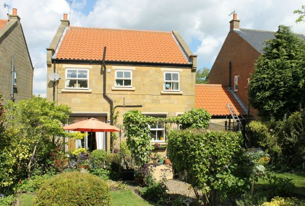Thumbnail Detached house for sale in Kilton Lodge, Lawns Gill, Skelton