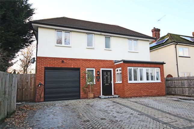 Thumbnail Detached house for sale in The Terrace, Addlestone, Surrey