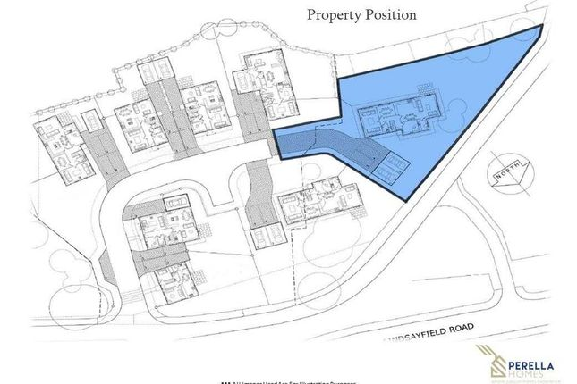 Property Position & Size
