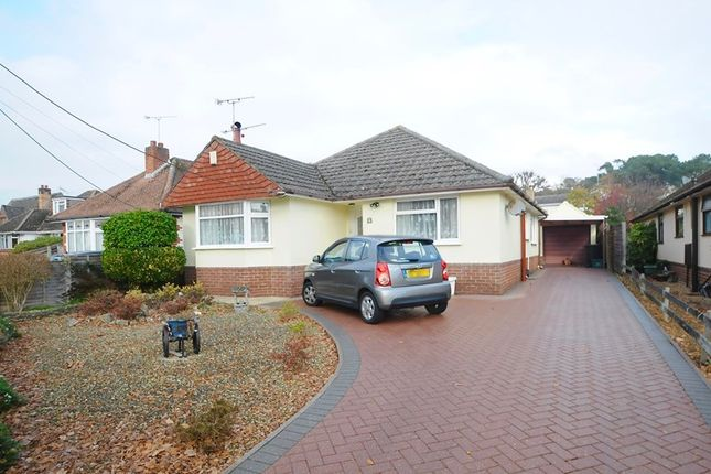 Thumbnail Detached bungalow for sale in Sandy Lane, Upton, Poole