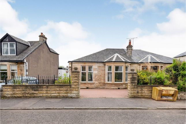 Thumbnail Bungalow for sale in Huntly Drive, Glasgow