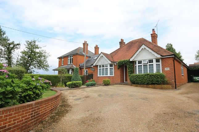 3 bed detached bungalow for sale in Swanmore Road, Swanmore, Southampton, Hampshire