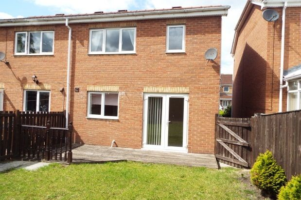Thumbnail Semi-detached house to rent in Northfield Drive, South Kirkby, Pontefract
