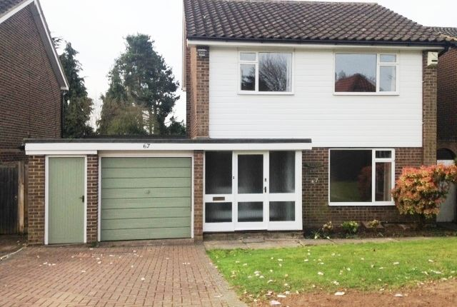 Thumbnail Detached house to rent in Sallows Shaw, Sole Street, Cobham, Gravesend