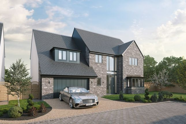 6 bed detached house for sale in Plot 11, The Raglan, Gower Heights, Upper Killay, Swansea SA2